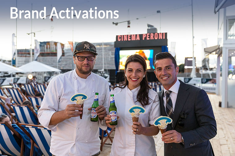 Only Events - Event Management Services Brand Activations