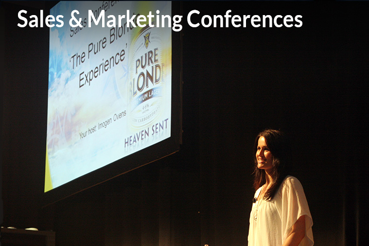 Sales and Marketing Conferences Only Events Auckland